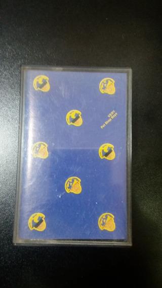 Fita K7 Cassete Pet Shop Boys-very