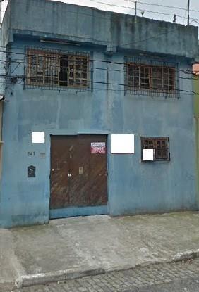 Galpão Em Ipiranga, São Paulo/sp De 138m² À Venda Por R$ 850.000,00 - Ga484065