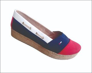 Zapato De Dama Cerrado 3 Colores