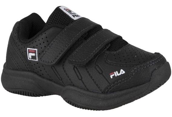 Zapatillas Fila Niño Velcro Reforzadas - Envíos Gratis Sport Evolved