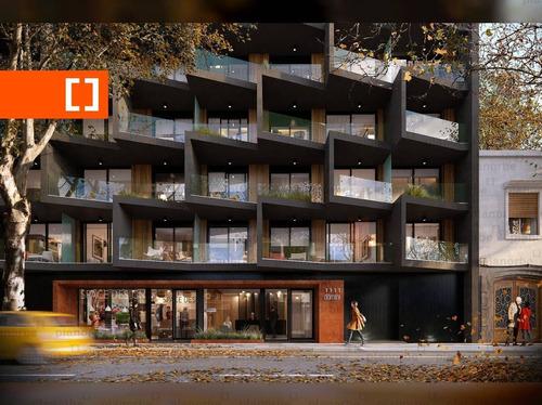Venta De Apartamento Obra Construcción 1 Dormitorio En Centro, Domini Soriano Unidad 606