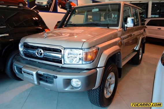 Toyota Macho Land Cruiser Lx - Sincrónico