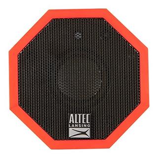 Altec Lansing Imw375 Solo Chaqueta Altavoz Bluetooth, Rojo