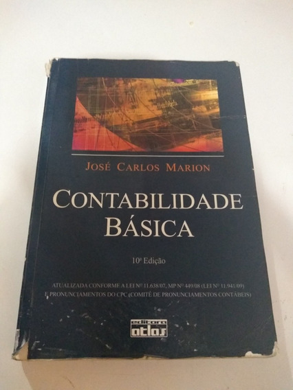 Contabilidade Basica 10a. Edicao