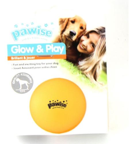 Bola Para Cachorro Brilha No Escuro - Pawise