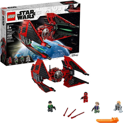 Imagem 1 de 1 de Lego Tie Fighter Do Major Vonreg