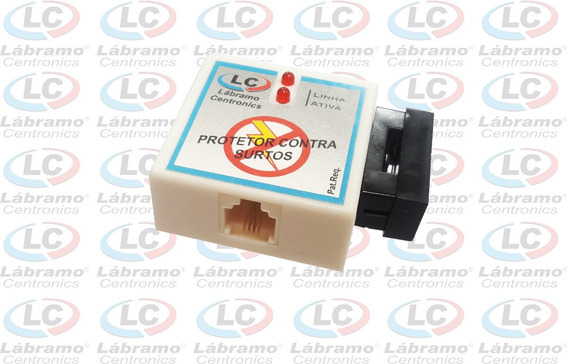 Protetor Isoray 07 - Prot.p/telefonia- 10804