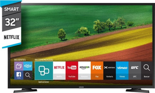 Tv Led 32p J4290 Hd Smart Samsung
