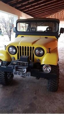 Jeep Willis Off Roold 4x4 Pronto P Trilha