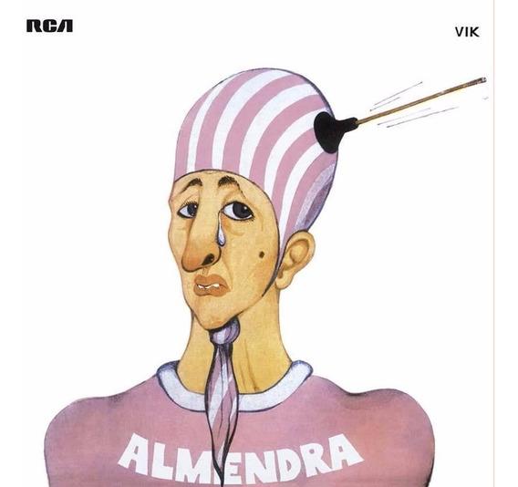 Vinilo Almendra Almendra 1er Disco Nuevo Reedicion 2015