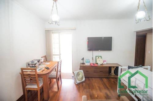 Apartamento À Venda, 78 M² Por R$ 365.000,00 - Cambuí - Campinas/sp - Ap1765