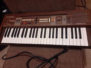 Casiotone 405 Teclado Organo Antiguo Vintage Principios 80s