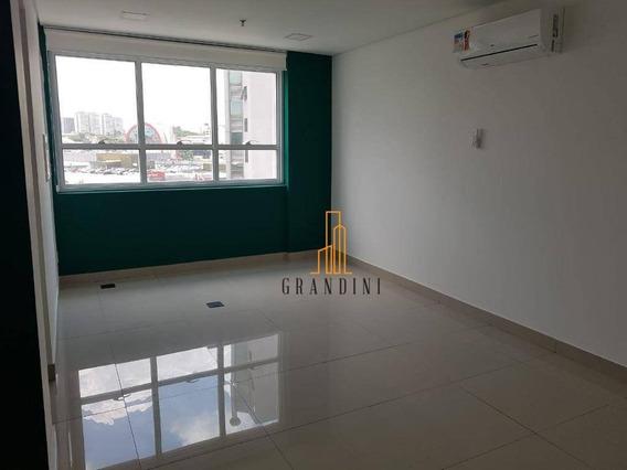 Sala Para Alugar, 25 M² Por R$ 1.000,00/mês - Centro - São Bernardo Do Campo/sp - Sa0109