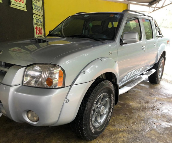 Nissan Frontier Xe Attack 2007/2007 Cd 2.8 Diesel Mwm