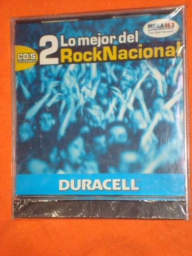 Lo Mejor Del Rock Nacional 2 Mega 98.3