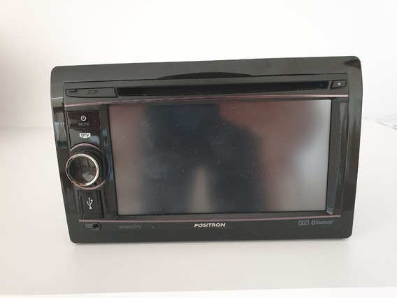 Dvd Automotivo Pósitron Sp8650 Dtv