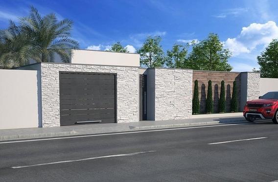 Casa Com 3 Quartos Para Comprar No Parque Véu Das Noivas Em Poços De Caldas/mg - 2798