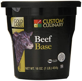 Culinario Encargo Gold Label Base, Carne De Res, 1 Libra