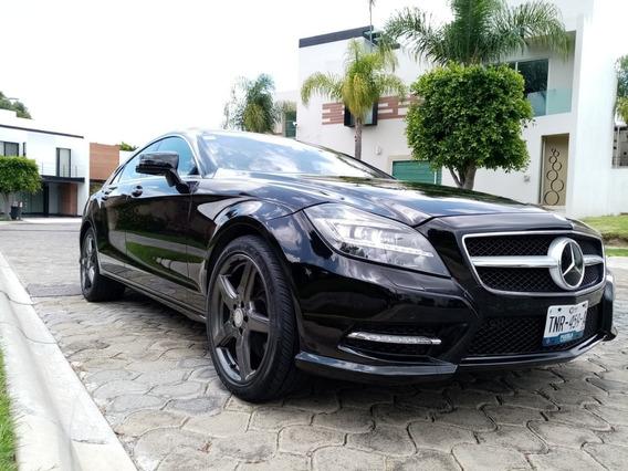 Mercedes Benz Cls 500 2014 Factura De Agencia Todo Pagado