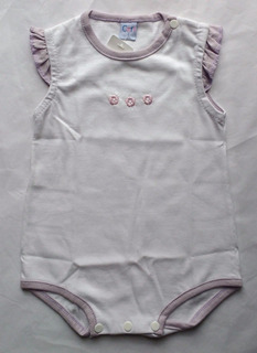 Body Sin Mangas Musculosa 3meses 6meses 9meses 12meses