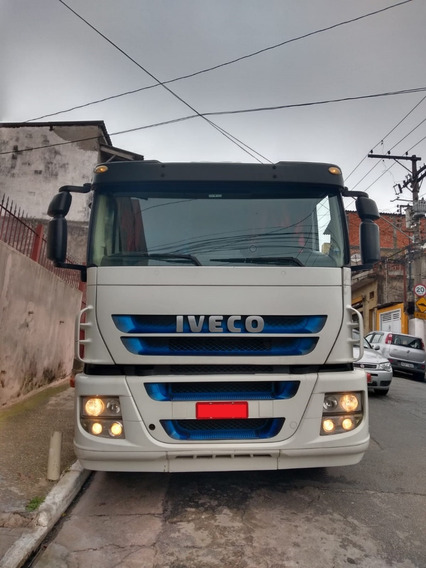 Iveco Stralis 6x2 Hd 380 Ano 2008