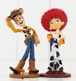 Kit 10 Bonecos Toy Story - Pronta Entrega