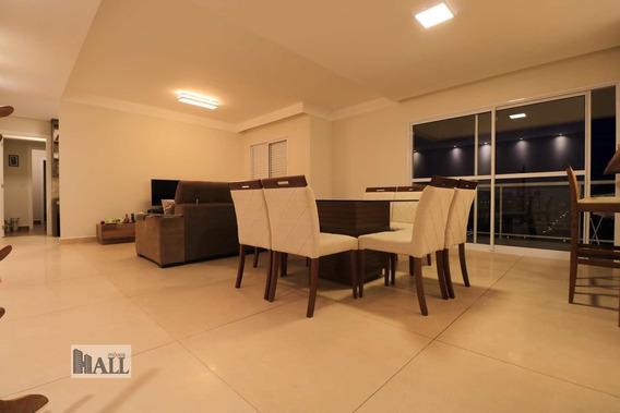 Apartamento À Venda Cond. Madison, 104m², 2vgs, - Rio Preto - V4696