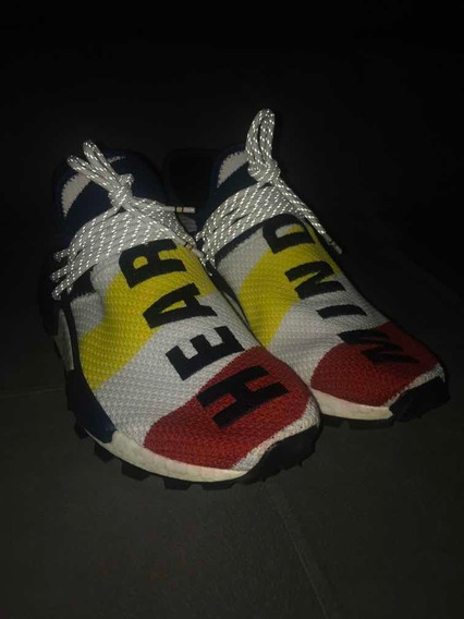 adidas Nmd Hupharrell X Billionaire Boys Club Multi-color