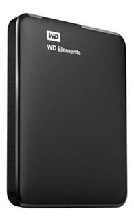 Disco Rigido Externo 1tb Wd Elements Mdq Jck