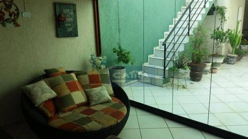Imagem 1 de 26 de Sobrado Com 3 Dormitórios À Venda, 128 M² Por R$ 740.000,00 - Jardim Nossa Senhora Do Carmo - São Paulo/sp - So14770