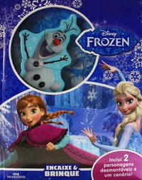 Frozen - Encaixe E Brinque