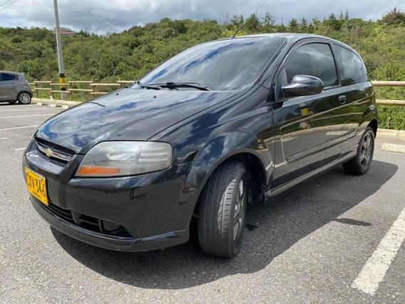 Chevrolet Aveo Limited Gti Gti 2 Puertas