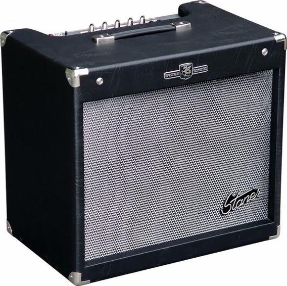 Amplificador Cubo Contra Baixo Staner Bx200 140w 1x15 Oferta