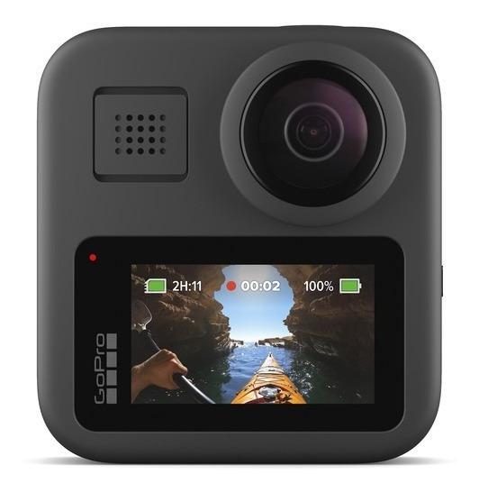 Câmera De Ação Gopro Max 360º | Garantia 12 Meses Gopro