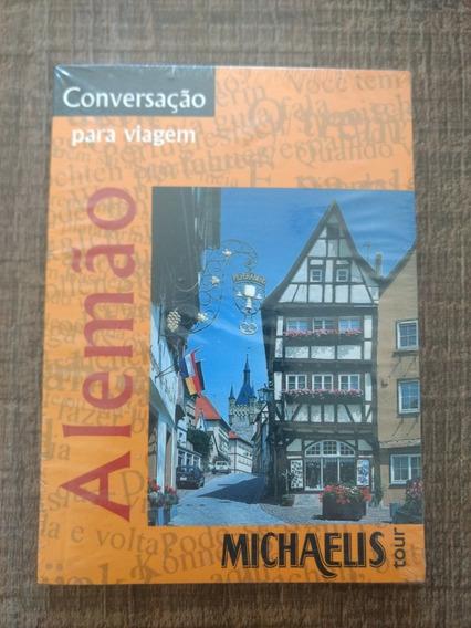 Livro Conversação Para Viagem - Alemão - Michaelis