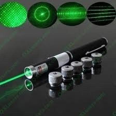 Caneta De Feixe De Laser Com Varios Formatos De Imagens