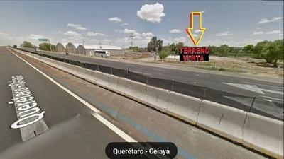 Terreno Venta Apaseo Grande Tenango Carretera Celaya - Qro