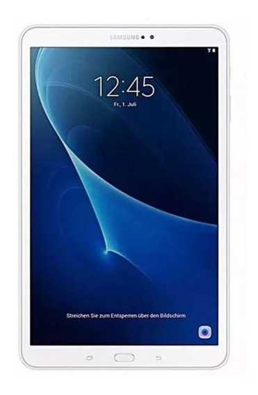 Tablet Galaxy Tab A 16gb wifi Tela 10.1 Branco Samsung Sm-t5