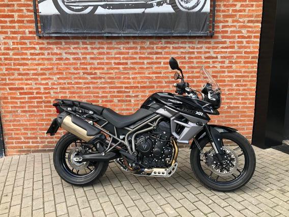 Triumph Tiger 800 Xrx Low 2018 Com 1000km