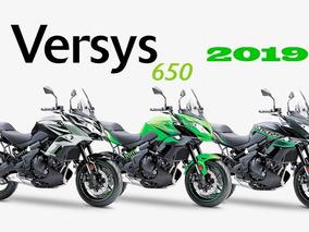 Kawasaki Versys 650 Abs Pre Venta 2019 Cordasco Motos Neuque