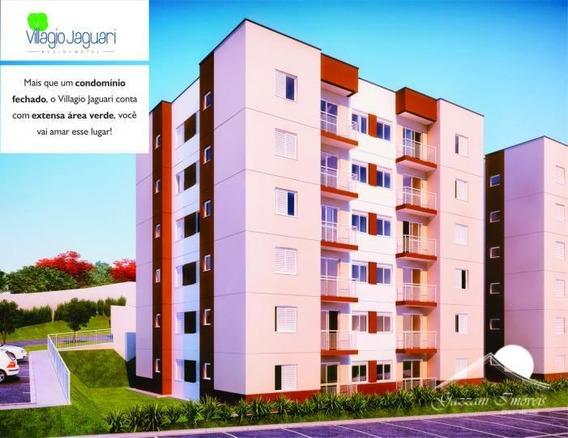 Apartamento Para Venda Em Bragança Paulista, Hipica Jaguary, 1 Dormitório, 1 Banheiro, 1 Vaga - G0384_2-450155