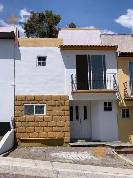 Casa En Venta En Fraccionamiento Lomas Del Angel La Calera Puebla