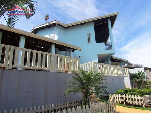 Imagem 1 de 23 de Casa À Venda, 324 M² Por R$ 910.000,00 - Rio Abaixo - Atibaia/sp - Ca4720