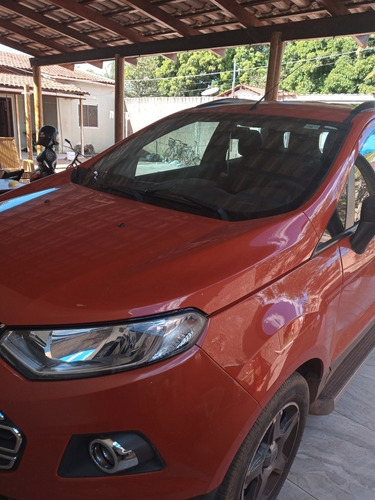 Ford Ecosport 2013 2.0 16v Se Flex Powershift 5p