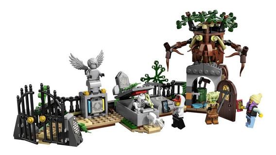 Lego Hidden Side - Mistério Do Cemitério