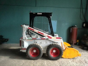 Mini Tractor Minishowell Bobcat Clark M610