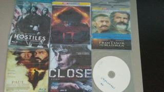 Películas Bluray Varios Títulos, 1080