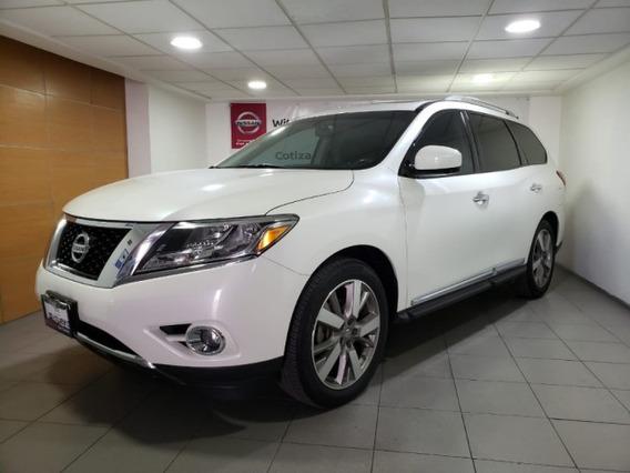 Nissan Pathfinder 5p Exclusive V6/3.5 Aut