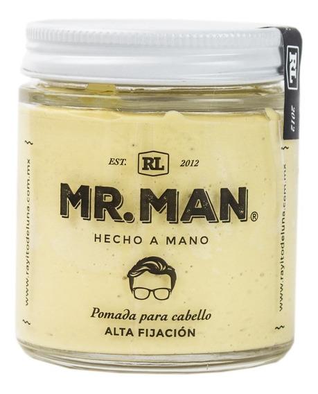 Pomada Natural Para Cabello Mr. Man Tratamiento Orgánico
