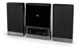 Minicomponente Bluetooth 100w Cd Negro Ona17aa015 Onn